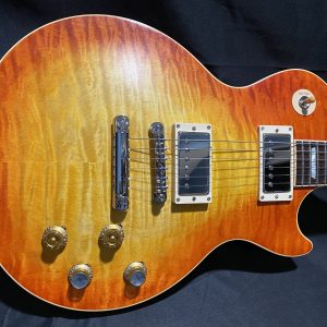 2005 Gibson LP Std Faded, Larry Corsa LCPG-344 Conversion